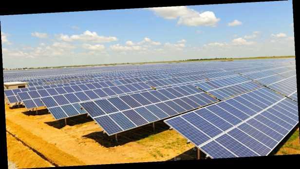 НКРЭКУ: темпы развития солнечной энергетики сократились в 3 раза на фоне ухода инвесторов
