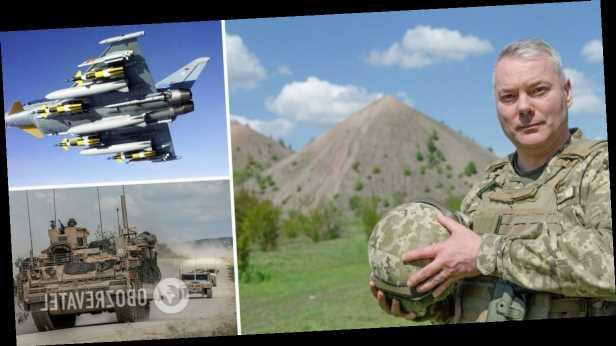 Наев рассказал, какое вооружение получили ВСУ и на какую помощь от партнеров рассчитывает Украина