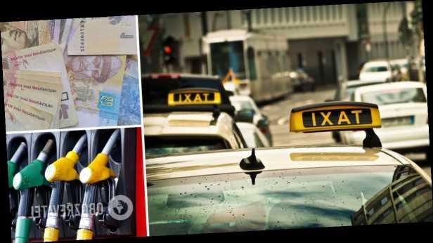Не из-за бензина. Почему цены на такси в Украине взлетели на 30%