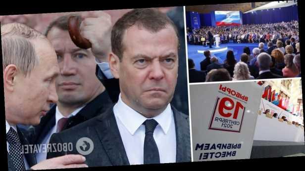 Николай Томенко: Государственная Дума – не место для дискуссий, или Путинская Россия без Медведева?!