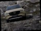Новую Mazda CX-5 2022 показали официально