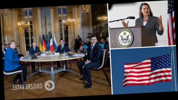Нуланд заявила, что США готовы к участию в нормандском формате и вне его