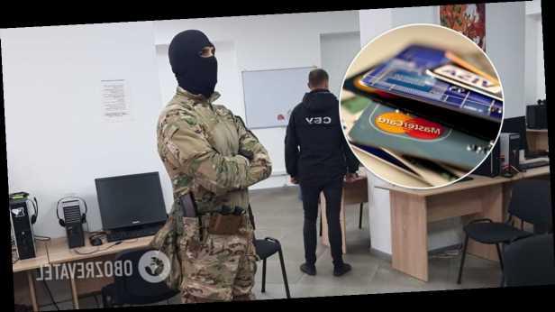 Притворились колл-центром и выманили миллионы гривен: СБУ накрыла крупных мошенников