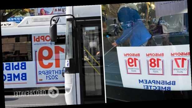 РФ проводит незаконное голосование за депутатов Госдумы в Крыму, а людей из ОРДЛО везут в Ростовскую область. Фото