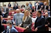 Рада призывает не признавать выборы в Госдуму РФ