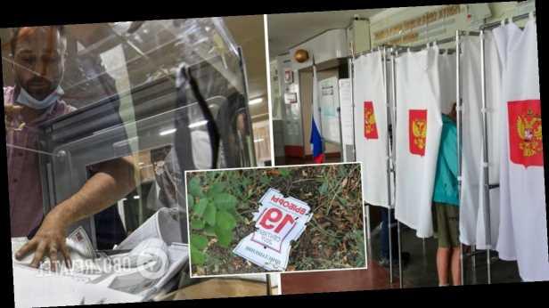 СБУ открыла производство из-за выборов в российскую Госдуму в оккупированном Крыму
