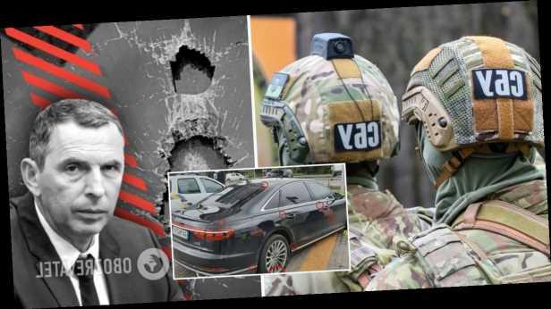 СБУ взяла Шефира под охрану после обстрела авто — СМИ