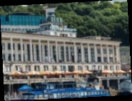Стало известно, что планируют сделать со зданием Речного вокзала в Киеве