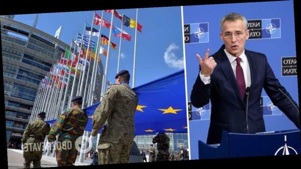 Столтенберг указал на проблему с созданием ЕС собственных вооруженных сил: не только ослабит НАТО