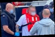 У берегов Англии задержали яхту с двумя тоннами кокаина
