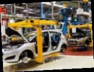 Убытки автопроизводителей из-за дефицита чипов составят $210 млрд