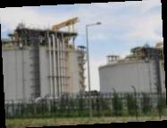 Укртатнафта впервые импортировала сжиженный газ из Нигерии