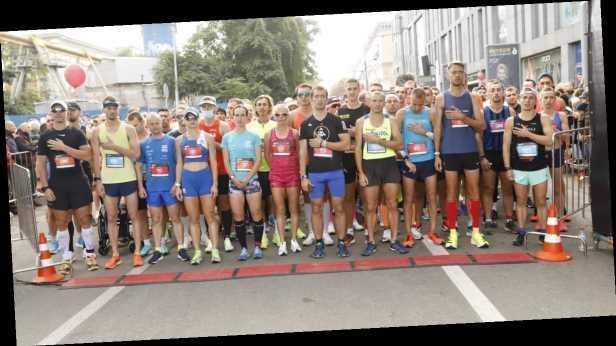 В Днепре свыше 3 тыс. бегунов приняли участие в »Almaz Group Dnipro Marathon»