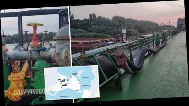 В ГБР разоблачили схему »импорта» нелегального российского топлива в Украину