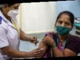В Индии за день провели более 20 млн COVID-вакцинаций