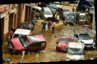 В Испании масштабное наводнение