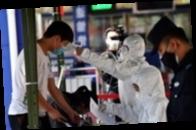 В Китае выявлен новый очаг заражения коронавирусом