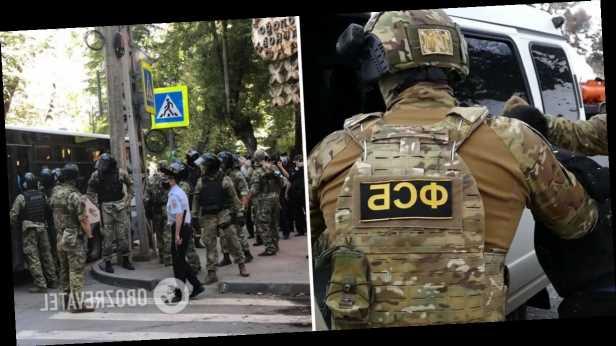 В России показали видео допроса подозреваемых в диверсии в Крыму: США требуют прекратить репрессии