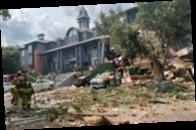 В США прогремел взрыв в жилом доме