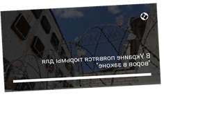 """В Украине появятся тюрьмы для """"воров в законе"""""""