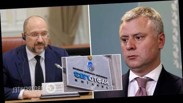 Верхушка »Нафтогаза» сменила состав: Кабмин уволил весь набсовет и назначил новое правление