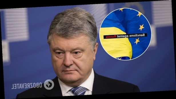 Власть должна усиливать санкционный фронт и повышать цену для России за преступления против Украины, – Порошенко