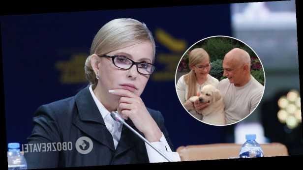 Юлия Тимошенко с мужем отпраздновали годовщину свадьбы: Спасибо, любимый!