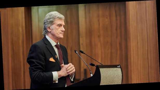 Ющенко выступил на первой конференции Украинской ассоциации платежных систем