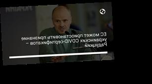 ЕС может приостановить признание украинских COVID-сертификатов – Радуцкий