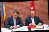 Главы МИД Украины и Турции встретились во Львове