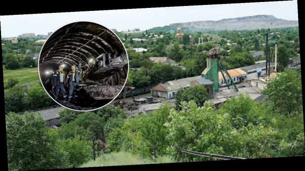 Государственные шахты »Добропольеуголь-добыча» сократили добычу угля на 28% – Минэнерго