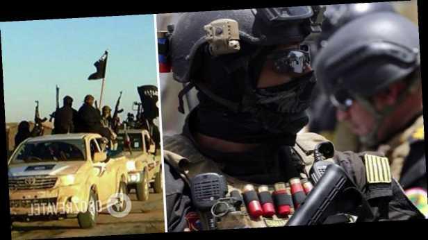Иракские спецслужбы схватили финансиста ИГИЛ, заместителя убитого Аль-Багдади. Фото
