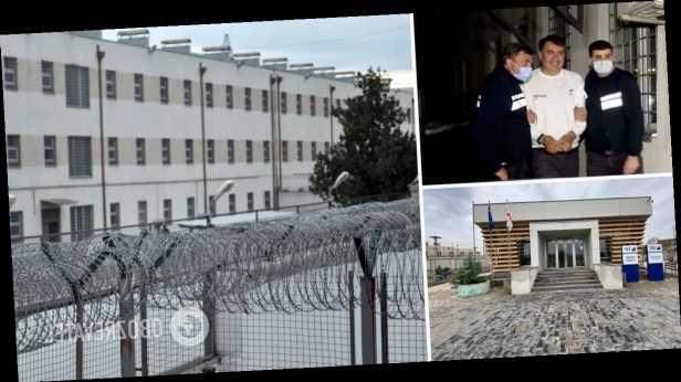 Как выглядит тюрьма, в которую отправили Михеила Саакашвили. Фото