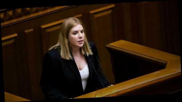 Кира Рудик – о ситуации в парламенте: нет повестки дня, нет плана, работа ВРУ заблокирована