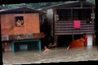 На Филиппины обрушился тайфун: девять погибших