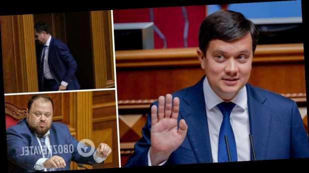 Нардепы отправили Разумкова в отставку. Результаты голосования и все подробности