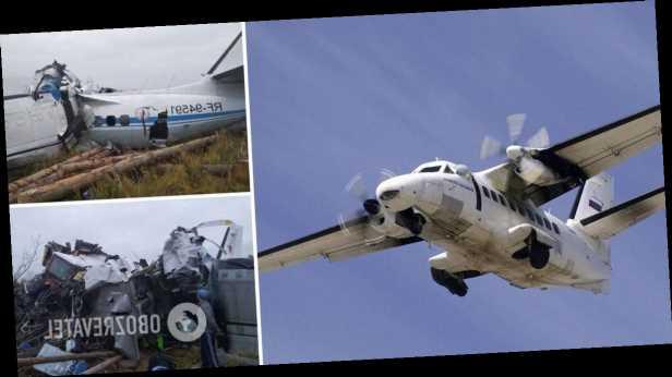 Опубликован полный список погибших в авиакатастрофе в России