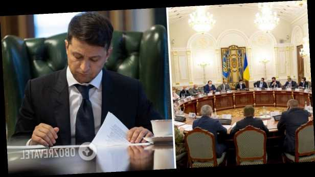 Отопительный сезон в Украине, транзит газа в Европу и ситуация с COVID-19: главное из заседания СНБО