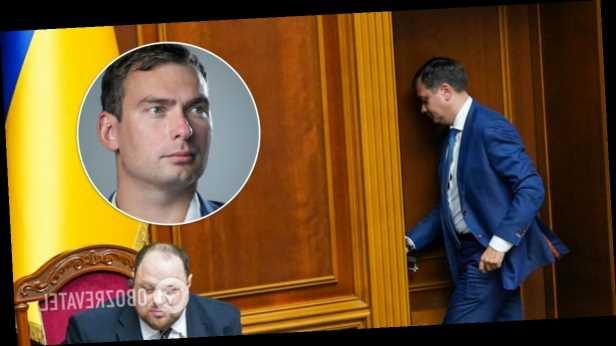 Отстранение спикера ВР в обход закона – это начало парламентского кризиса в Украине, – Ярослав Железняк