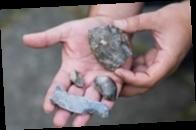 Под Киевом обнаружены древние поселения людей эпохи палеолита