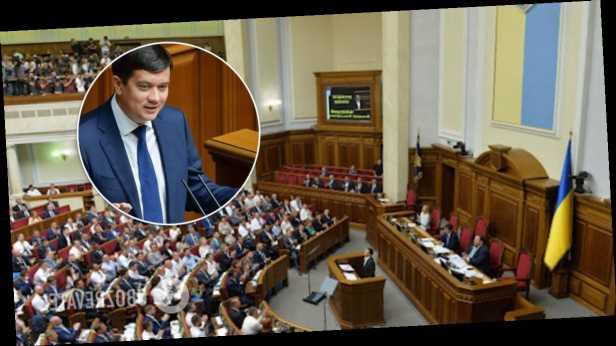 Рада соберется на внеочередное заседание 7 октября: будут ли рассматривать отставку Разумкова