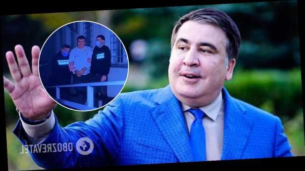Саакашвили попал в Грузию в грузовике со свежей зеленью – СМИ