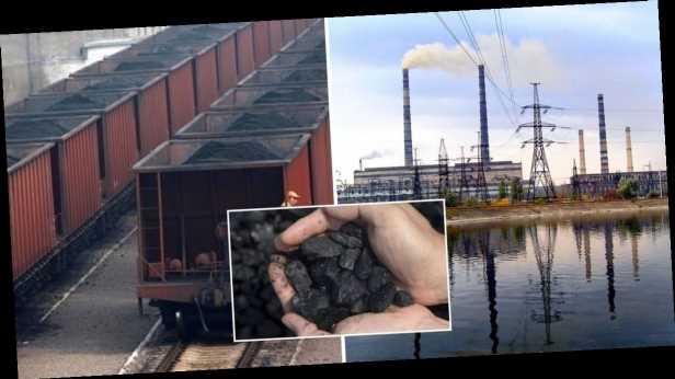 Славянская ТЭС остановлена следом за государственными ТЭС из-за отсутствия угля – »Укрэнерго»