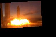 SpaceX провела испытания двигателей Starship