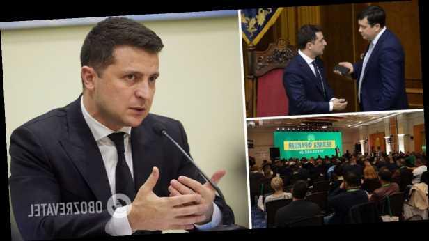Судьба Разумкова, второй срок и встреча с Путиным: главное из брифинга Зеленского