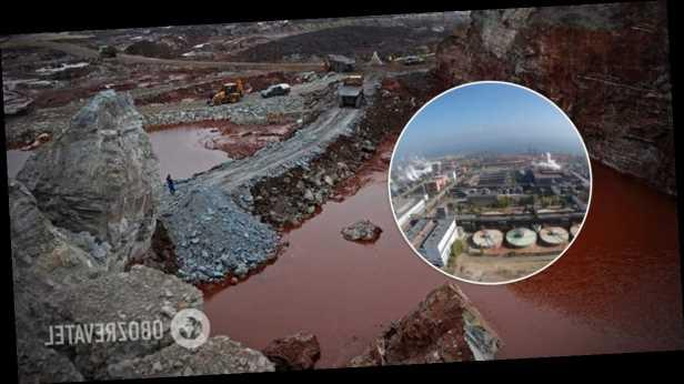 Убивает местных и вредит Черному морю. 5 фактов, как один »санкционный» завод безнаказанно вредит всей стране