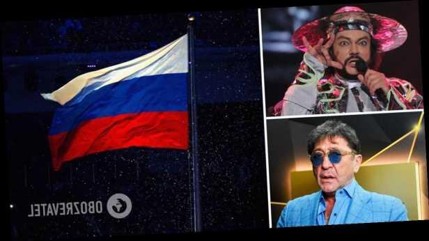 Украина может запретить выступления артистов из РФ: куда и почему их уже не пускают