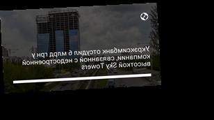 Укрэксимбанк отсудил 6 млрд грн у компании, связанной с недостроенной высоткой Sky Towers