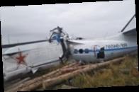 В России упал самолет с парашютистами, 16 жертв