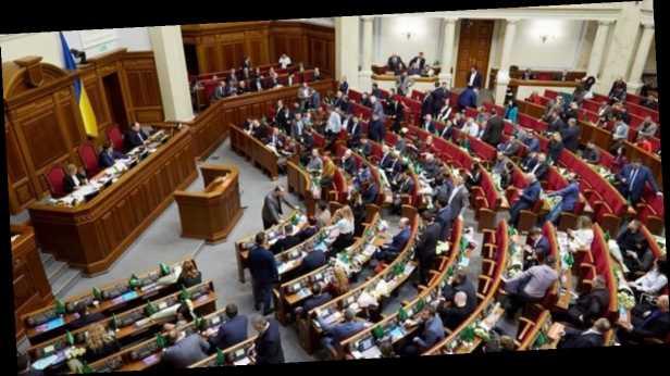 В »Слуге народа» предложили повторно проголосовать за законопроект об олигархах